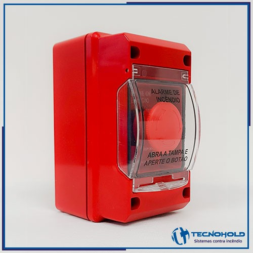 Acionador manual de alarme de incêndio preço