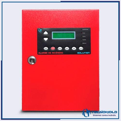 Central de alarme de incêndio convencional preço