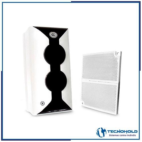 Detector de fumaça convencional preço