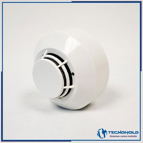 Detector de fumaça óptico endereçável