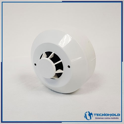 Detector de temperatura convencional