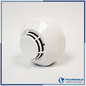 Detector de fumaça óptico convencional