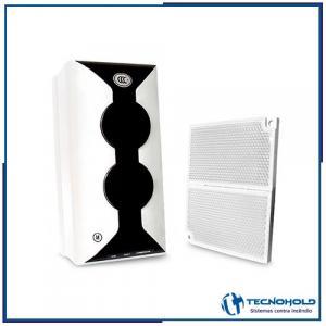 Detector termovelocimétrico endereçável